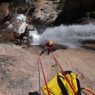 Photos Canyoning Corse du sud 2019 - Piscia di Gallu