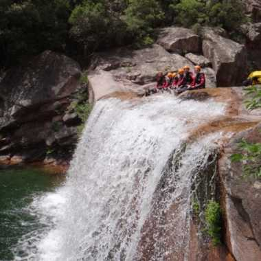 Canyoning Corse du sud 2019 - Vacca 52 photos