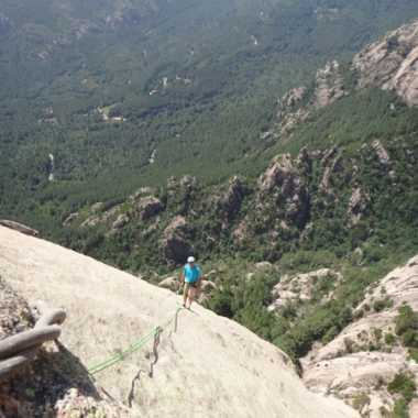 Photos Escalade Corse du sud Bavella - Dos Elephant