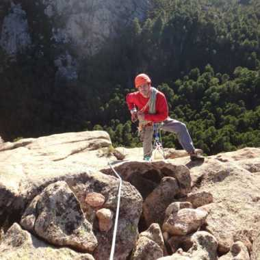 Photos Escalade Corse du sud Bavella - Paliri